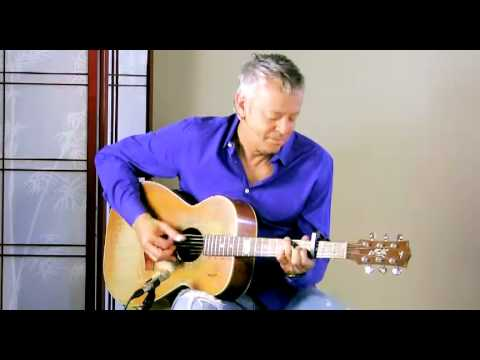 Tommy Emmanuel - Halfway Home - Guitar Lesson