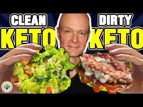keto-diet:-dirty-keto-vs-clean-keto