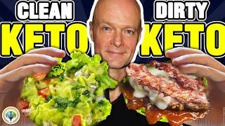 Keto Diet: Dirty Keto vs Clean Keto
