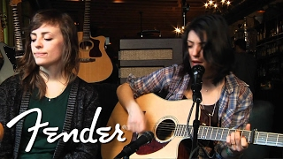 "Sharon Van Etten Performs ""Give Out"" 