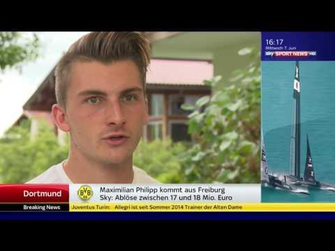 Maximilian Philipp Interview 07/06/17