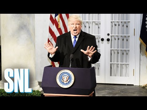 Josh - 'SNL': Alec Baldwin Returns to Mock President Trump's Emergency Declaration