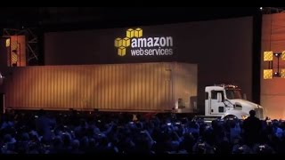 Move Exabyte-Scale Data Sets with AWS Snowmobile