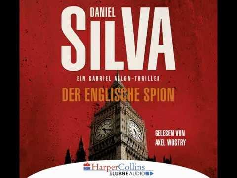 Der englische Spion (Gabriel Allon 15) YouTube Hörbuch Trailer auf Deutsch