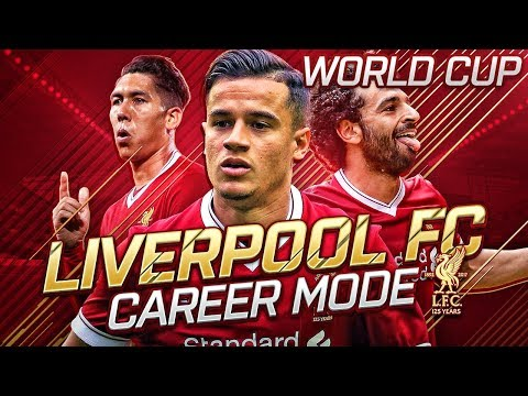 FIFA 18 Liverpool Career Mode #26 - WORLD CUP 2018 SPECIAL EPISODE WITH NEYMAR & COUTINHO