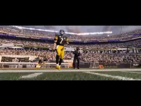 Madden 16 Intro: Super Bowl 50 - Steelers vs Cardinals
