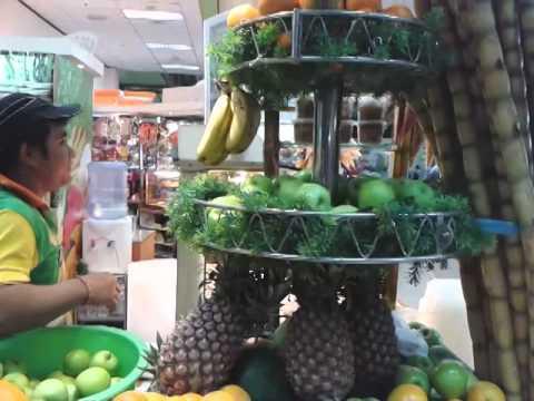 Awesome Fruit / Juice Stand Kuala Lumpur