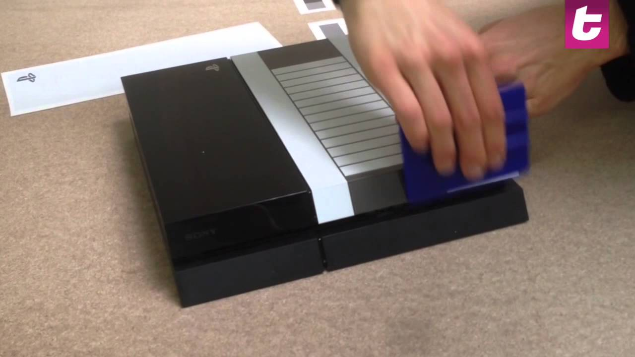 Playstation 4 Ps4 Aufkleber