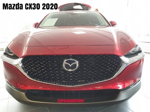 All NEW Mazda CX30 2020 walk-around review - Competing With VW T-Roc and Honda HR-V