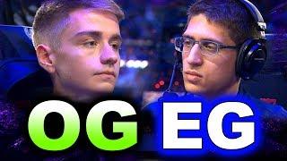 Gambar cover EG vs OG - NOTAIL vs FLY EPIC GAME! - TI9 THE INTERNATIONAL 2019 DOTA 2
