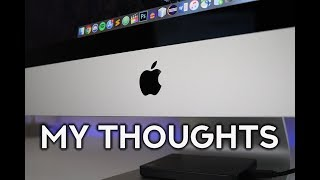 1 week later.. How is the 5k iMac?