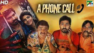 A Phone Call (2020) New Released Hindi Dubbed Full Movie | Vaibhav Reddy, Aishwarya Rajesh, Oviya