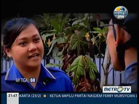 METRO TV 360 Bike Messenger Indonesia
