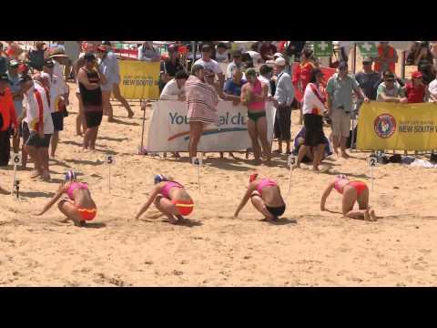 2014 NSW Surf Life Saving Championships -  Segment 2