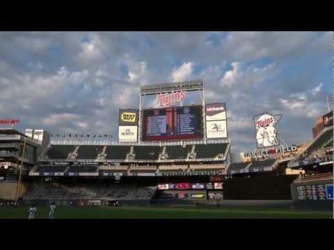 Minnesota Twins - Target Field - 2012