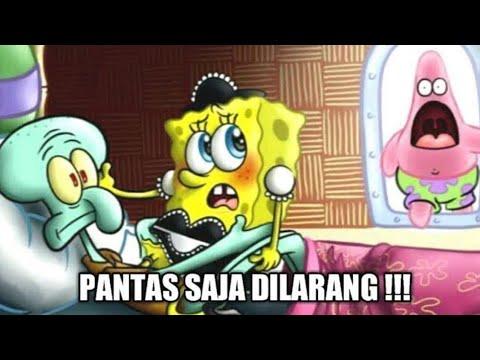 5 Alasan Kartun Spongebob Squarepants Di Larang Di Tonton Anak Anak