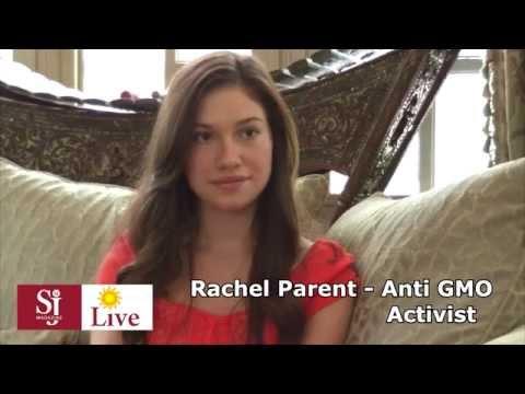 SMJ Magazine and SMJ Live Interviews Rachel Parent, Anti GMO Activist, Part Two