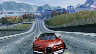 N F S M W  Bugatti Chiron cool race