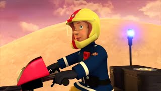 Fireman Sam US 🚒Mercury Fireman Sam Quad Bike | Best Moments | Fire Rescue 🔥 Kids Movie