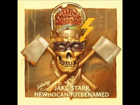 Chuck Norris Experiment - Where Eagles Dare (Misfits) Feat. Jake Starr & HeWhoCanNotBeNamed
