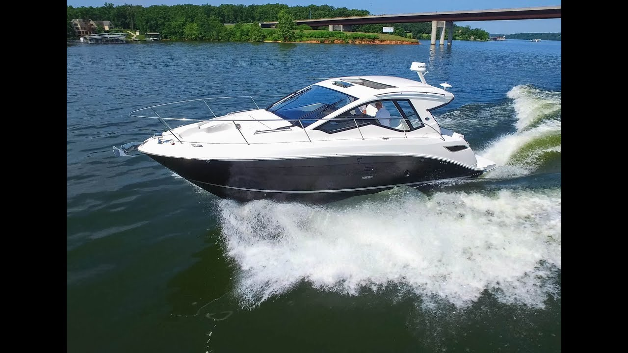 Versatile 2018 Sea Ray Sundancer 350 Coupe For Sale At Lake Of The Ozarks Missouri
