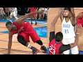 NBA 2k17 MyCAREER  - Brand New Haircut! Triple Ankle Breakers + Dunking on Anthony Davis! Ep. 133