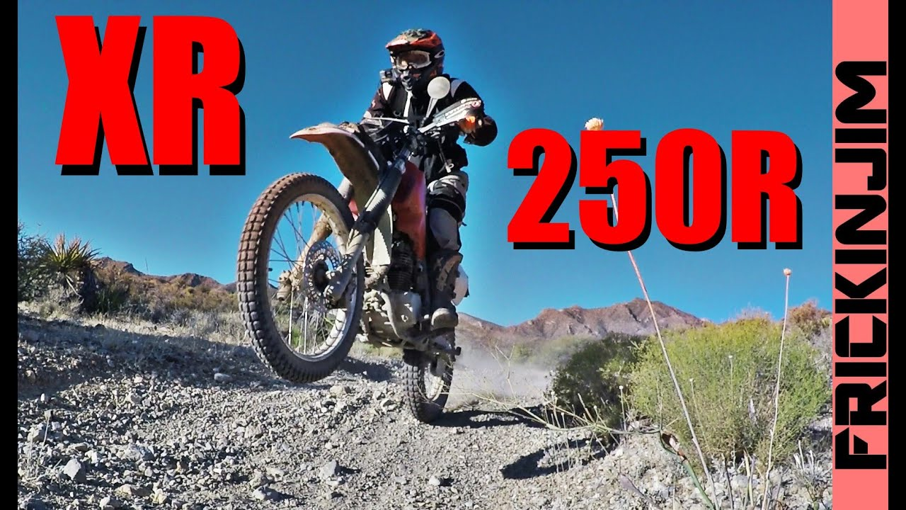 In-Depth XR250R Review