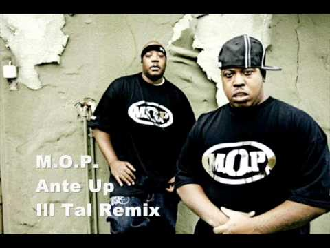 MOP  Ante Up Ill Tal Remix