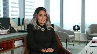 The Hummingbird Project interview with Salma Hayek