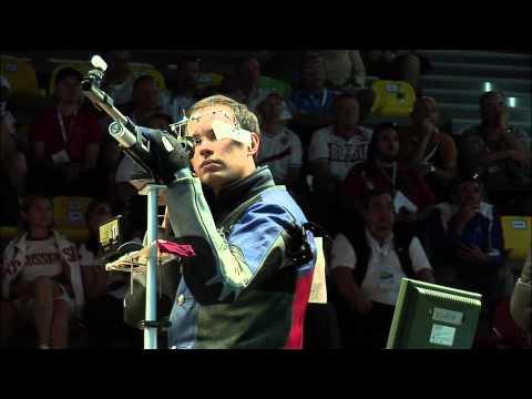 Чемпионат мира 2014, пневматическая винтовка, мужчины