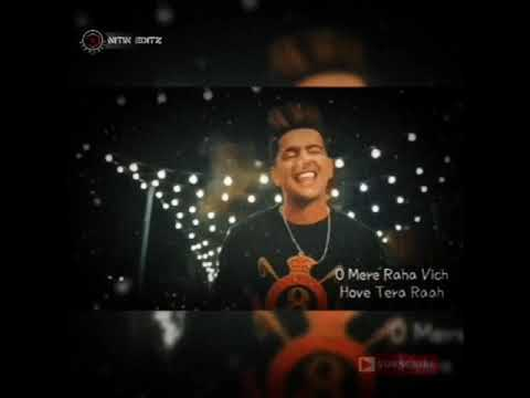 Girlfriend English Song || Jass Manak || New love song WhatsApp Status Video By Nitin Editz