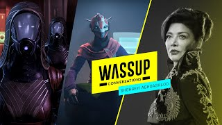 Interview: Shohreh Aghdashloo On Life, Acting, Mass Effect and Destiny (Part 1)