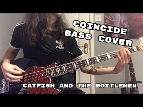 CATFISH AND THE BOTTLEMEN - COINCIDE (Bass Cover) - Lewis McDonald