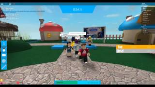 Roblox:SpeedRace!!! (ft ahri133)
