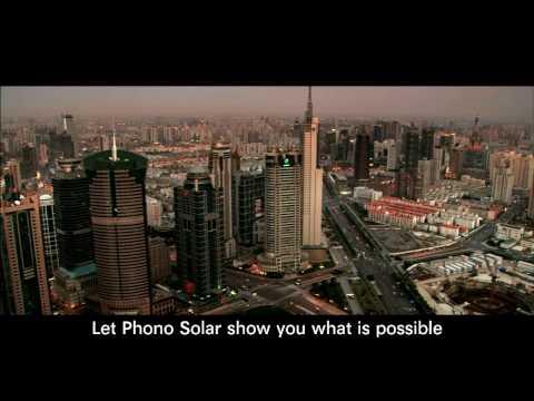 PhonoSolar: High Quality Photovoltaic Modules