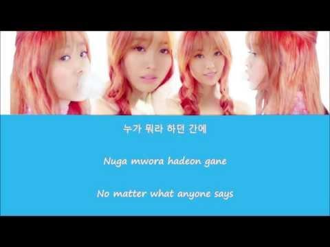 Sg Ji Eun  예쁜 나이 25살 Pretty Age 25 lyrics Han+Rom+Eng