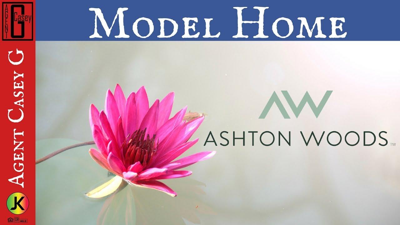 Ashton Woods Homes Lotus Model Floor 1, from your AZ Realtor Agent ...
