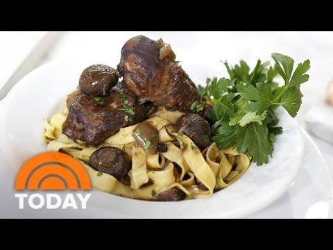Make Chicken Coq Au Vin, A Classic French Dish That's Easier Than You Think | TODAY