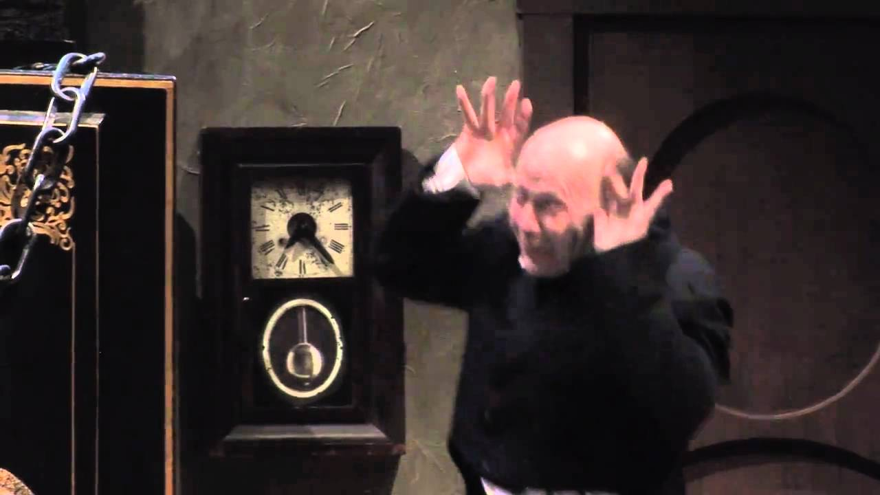 Fifth Third Bank's A Christmas Carol at Actors Theatre of Louisville - YouTube