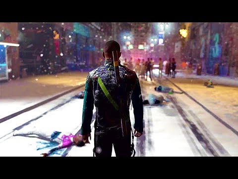 DETROIT Become Human - 20 Minutes of Gameplay Demo (E3 2017) PS4