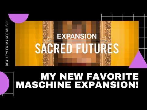 Native Instruments | Sacred Futures Expansion | Maschine Plus/MK3 Walkthrough