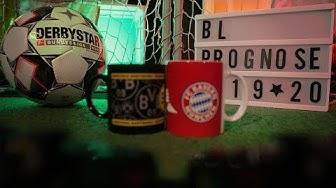 Bundesliga Prognose 19/20 - Bayern oder BVB? Welcher Trainer fliegt zuerst? Wer steigt ab?