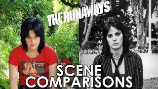 The Runaways (2010) - scene comparisons