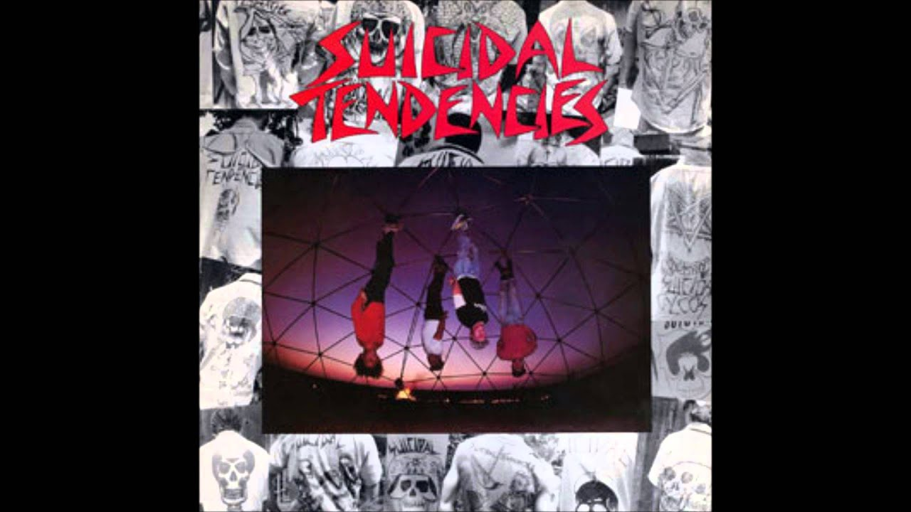 Suicidal Tendencies - Memories Of Tomorrow Lyrics ...