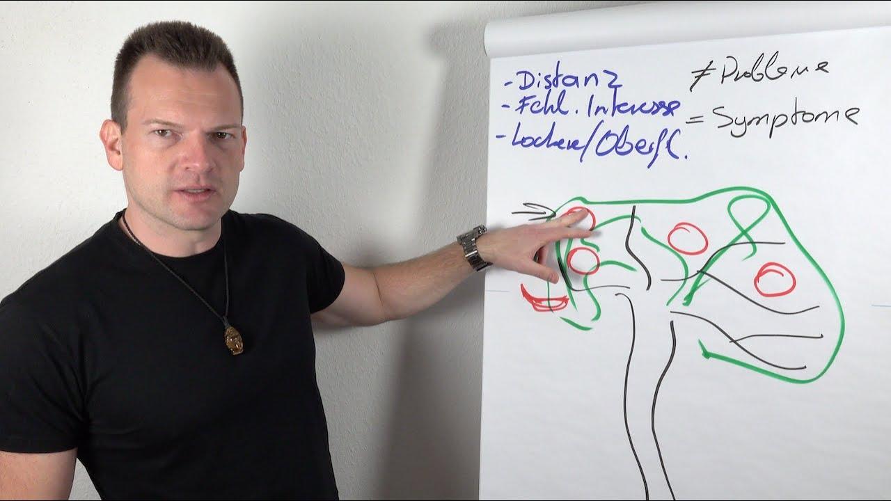 Mann DISTANZIERT sich - DAS solltest Du WIRKLICH tun - YouTube