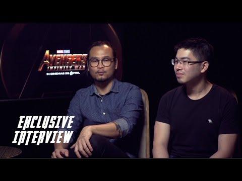 Keren! 2 orang Indonesia ini dilibatkan di Avengers infinity War