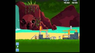 Tutorial Angry Birds Facebook Surf and Turf PT3