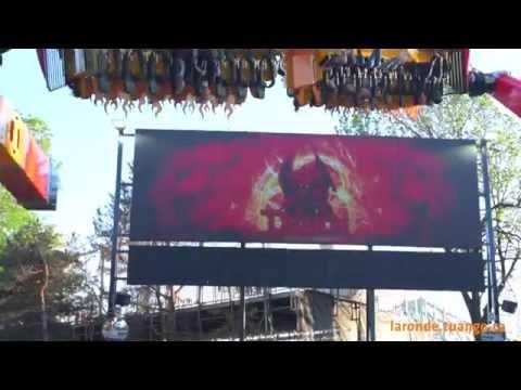 La Ronde discount Six Flags tickets summer 2015 tuango promo! Montreal Activities