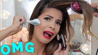 Testing WEIRD Beauty Tools | Laura Lee