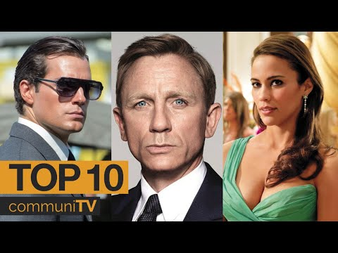 Top 10 Spy Movies of the 2010s